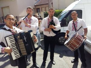 музиканти за извеждане на булка